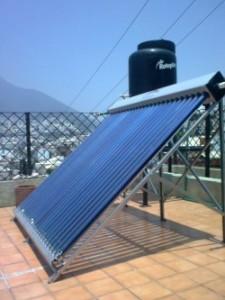 Calentador Solar 2