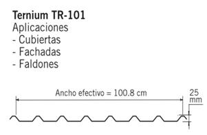 Perfil tr 101