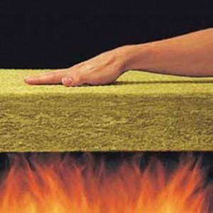 Lana Mineral Resistente al Fuego